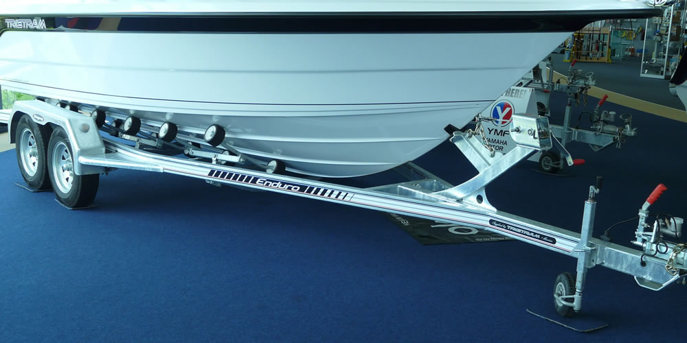Enduro 600 Series boat trailer